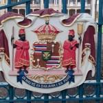 ハワイ王家の紋章